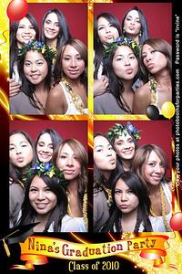 Nina's Graduation Party