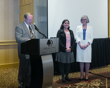 June 2014 - Scholarship Award Presentation, LSPA Scholarship Fund