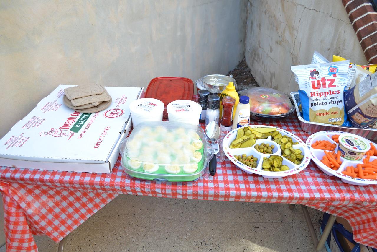 June 2014: Summer Bash BBQ