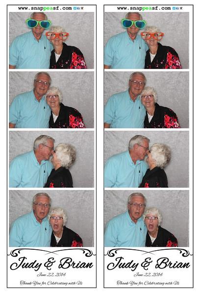 Judy & Brian