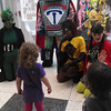 Superheroes at the Houston Children's Museum