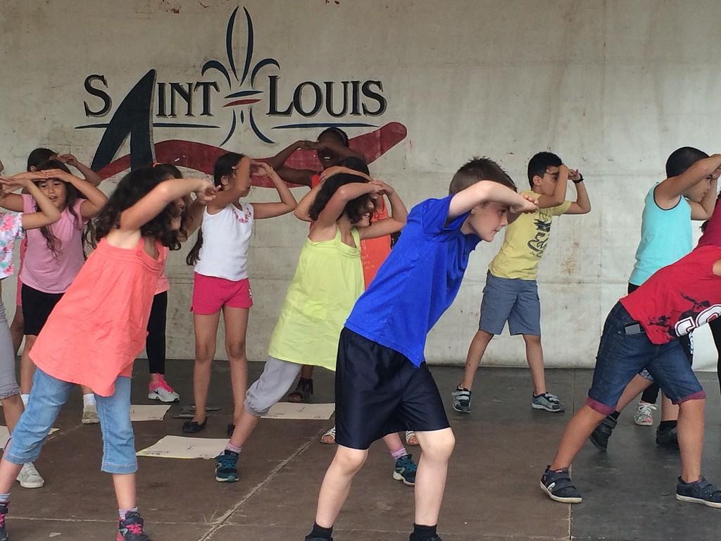 034 J School Dance