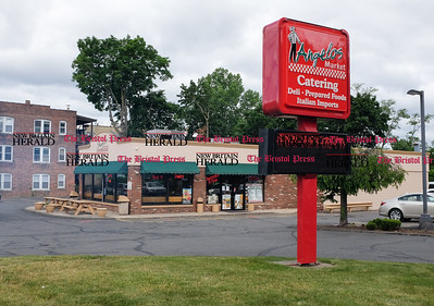 060916 Wesley Bunnell | Staff  Angelo's Market in New Britain has won a Best of Award for 2016.