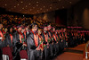 061516 Wesley Bunnell | Staff<br /> <br /> E.C. Goodwin Technical High School held graduated 145 senior class members Wednesday evening at Welte Hall on the CCSU Campus.