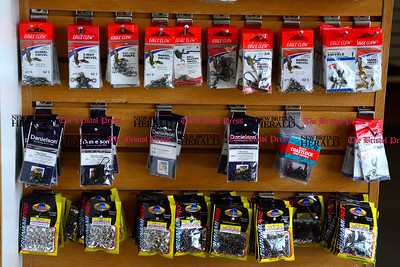 6/16/2016 Mike Orazzi | Staff Tag's Tackle Shop in Plainville.