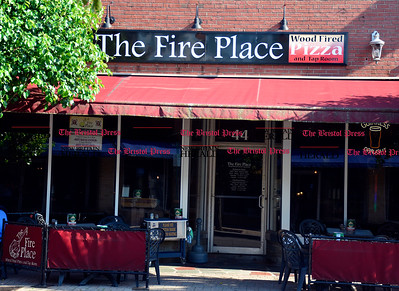 6/16/2016 Mike Orazzi | Staff The Fire Place on Center Street in Southington.
