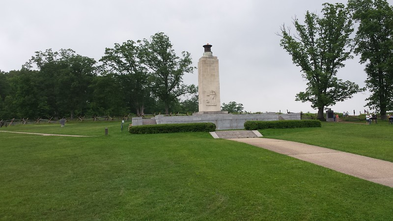 June 2016: Quality of Life Trip: Gettysburg, PA