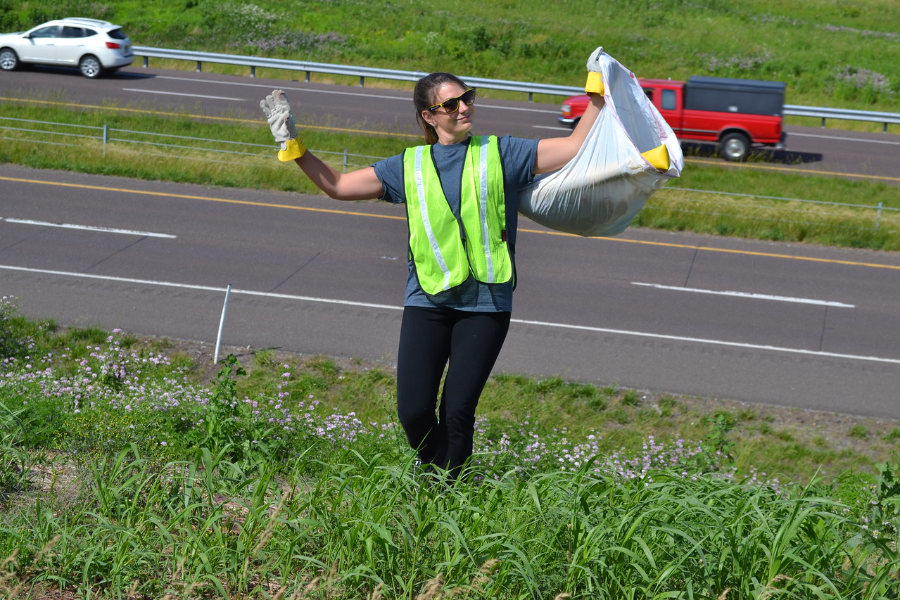 June 2016: Spring/Summer Adopt-a-Highway Cleanup