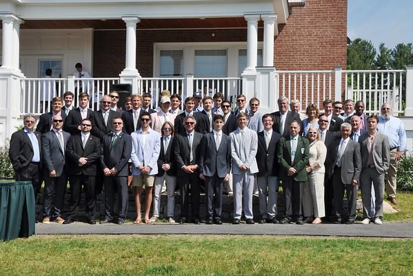 Alumni Tie Tradition