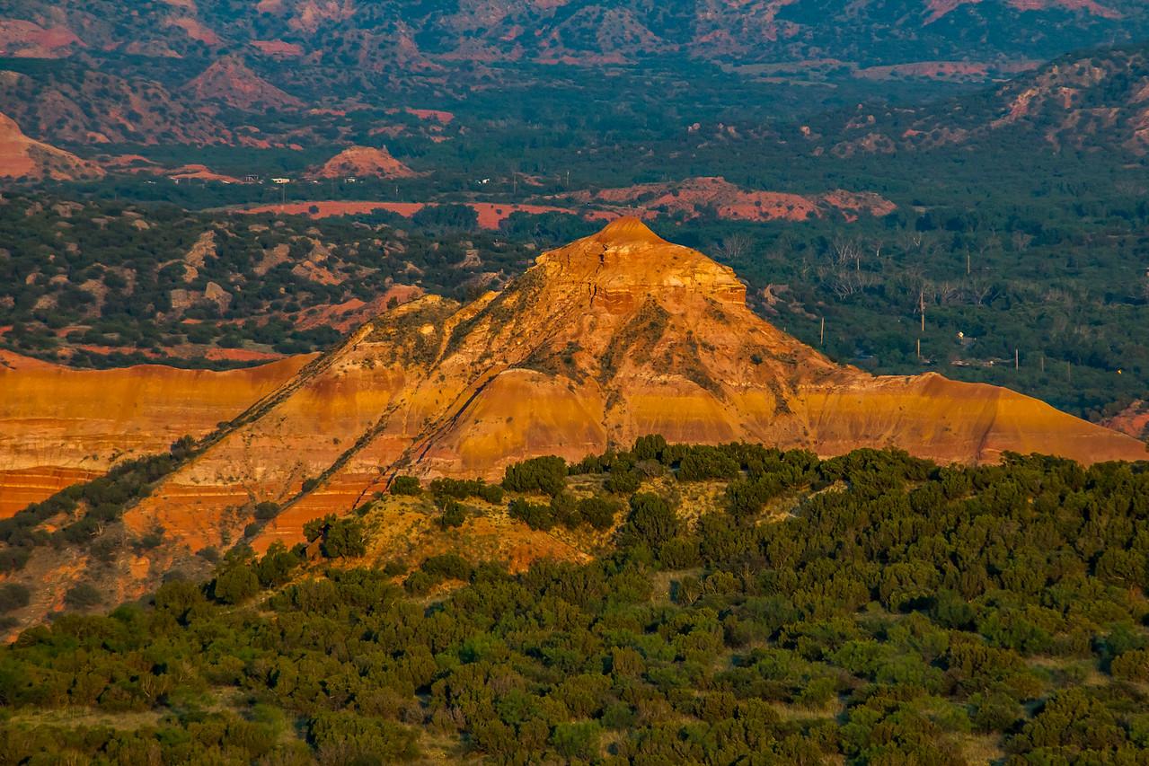 Capital Peak from the Rim