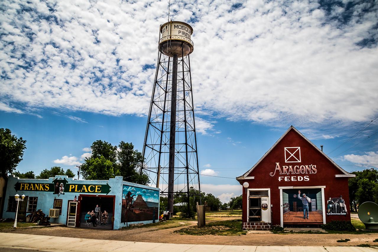 Mosquero, New Mexico