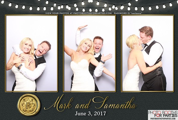 Mark & Samantha's Wedding
