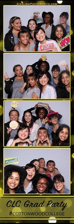 CLC Graduation Party
