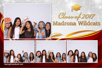 Madrona Class of 2017