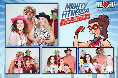 Mighty Fitnessa Launch
