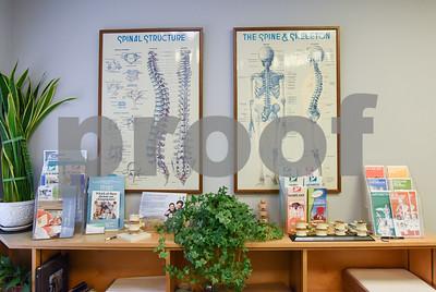 060517 Wesley Bunnell | Staff  Dr. Stuart Horen from Horen Chiropractic
