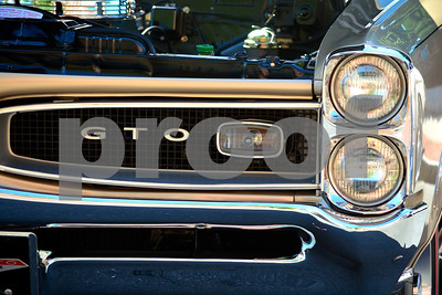 6/18/2016 Mike Orazzi | Staff A 1966 Pontiac GTO during the 7th Annual Bill Englert Memorial Auto Show in Bristol on North Main Street sponsored by TEAM Bristol.