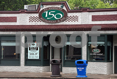 6/16/2017 Mike Orazzi | Staff The 150 Central Restaurant & Bar in Forestville.