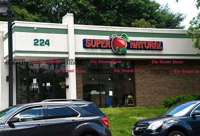 6/1/2017 Mike Orazzi | Staff Super Natural Deli in Bristol.