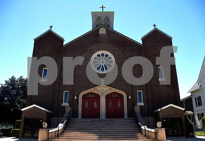 6/22/2017 Mike Orazzi | Staff St. Anthony's Church in Bristol.