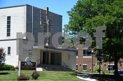 6/22/2017 Mike Orazzi   Staff St. Ann's RC Church in Bristol.