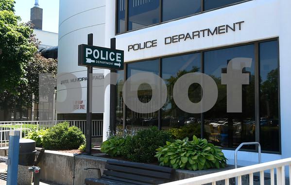 6/22/2017 Mike Orazzi | Staff The Bristol Police Department.