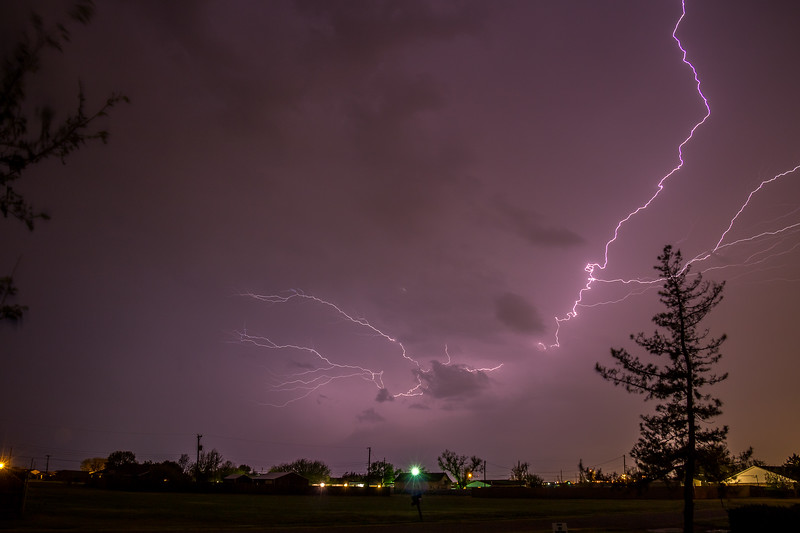 Cloud Lightning