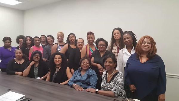 June 2018 SisterCIRCLE Business Network MeetUP