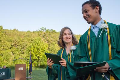 WUHS Class of 2018 Graduation