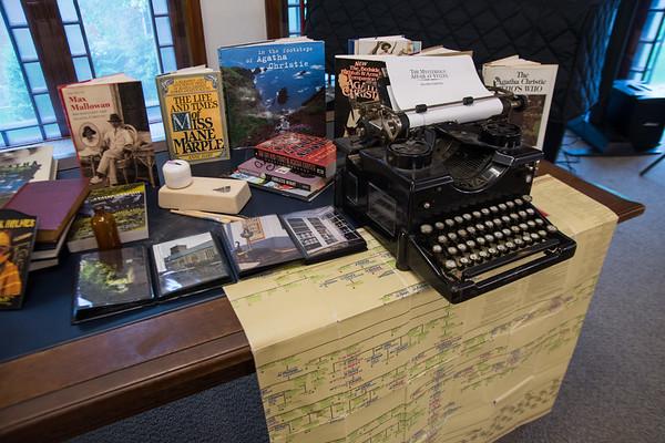 Agatha Christie At NWPL 010118