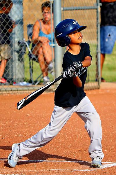 Coach Pitch Baseball / Softball  062618