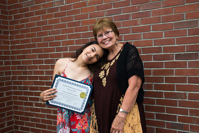 Hartland Elementary 8th Grade Graduation 2018