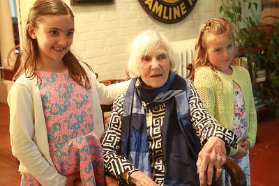 JANE CURTIS 100TH BIRTHDAY