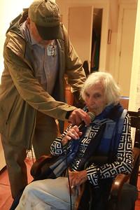 JANE CURTIS 100 BIRTHDAY PARTY
