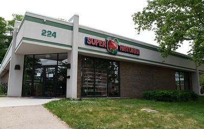 6/15/2018 Mike Orazzi | Staff Super Natural Market is closed.