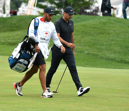 6/23/2018 Mike Orazzi   Staff Jason Day during the 2018 Travelers Championship at TCP River Highlands Saturday in Cromwell.