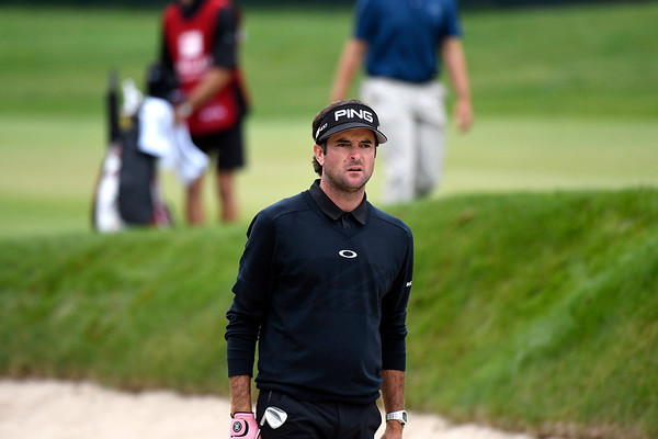 6/23/2018 Mike Orazzi   Staff Bubba Watson during the 2018 Travelers Championship at TCP River Highlands Saturday in Cromwell.