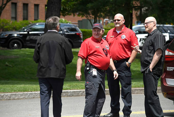 6/7/2018 Mike Orazzi | Staff Officials are investigating after a suspicious white powder was delivered to an ESPN building Thursday afternoon. Police and firefighters responded to 575 Birch St., one of ESPN's offices, at about 12:15 p.m. on the report of a suspicious powder that was inside an envelope. According to the fire department, the package came from the Bristol Post Office before it was delivered to 545 Middle St., ESPN's mailroom. It was then taken to the Birch Street building, which houses ESPN's communications, legal, facilities and corporate outreach departments.