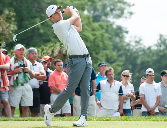 06/24/18 Wesley Bunnell   Staff The final day of The Travelers Championship at TPC River Highlands in Cromwell on Sunday June 24. Russell Henley finished T6 with a -13.
