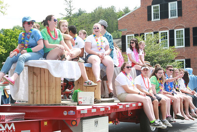 woodstock parade