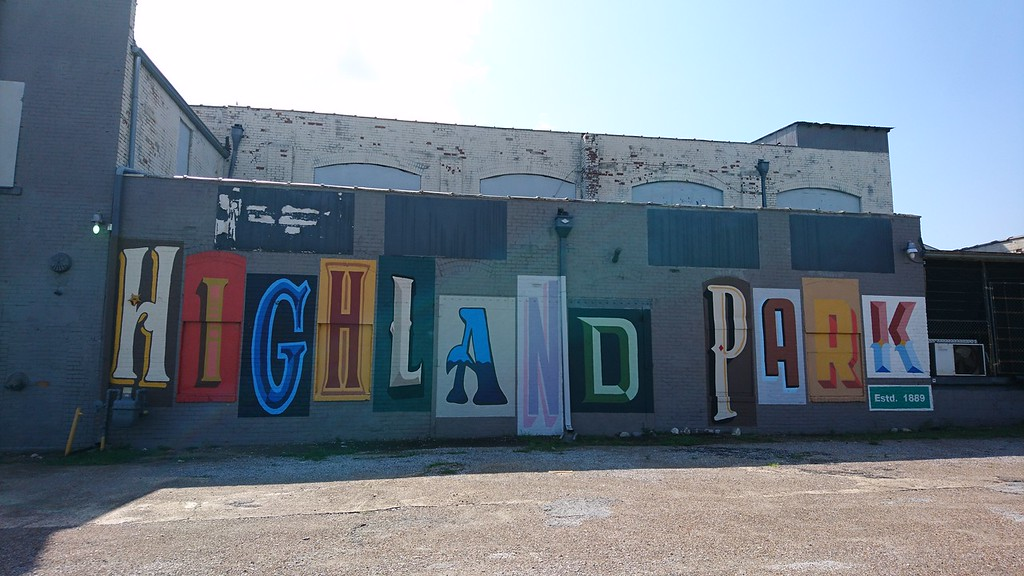 Highland Park Chattanooga