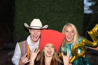 ShutterBooth fun at a great Santa Fe Wedding