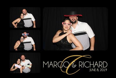 Margo and Richard's Wedding