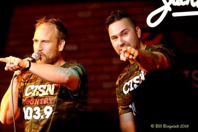 Chris & Greg - CISN - Chad Brownlee - Cook 06-19 0007