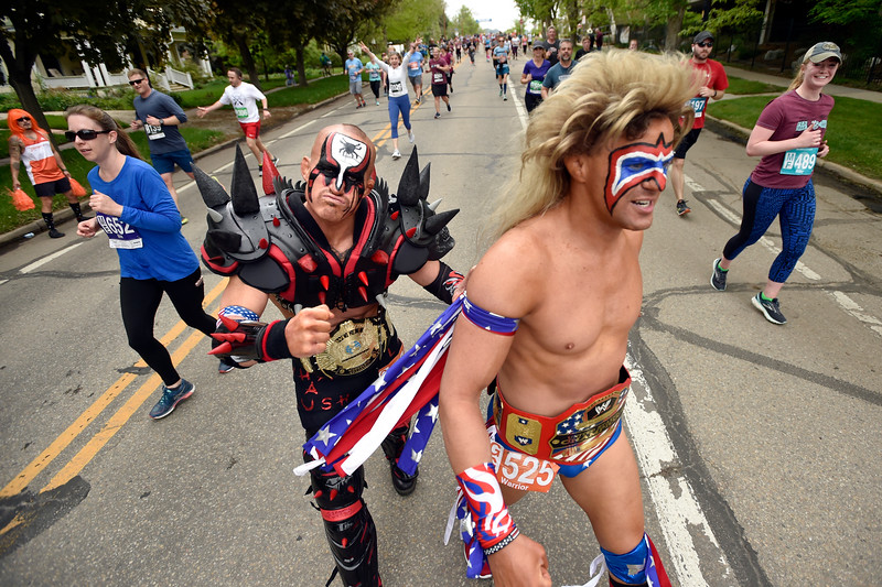 Bolder Boulder Citizens Race