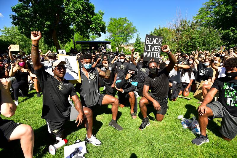 CU Black Lives Matter