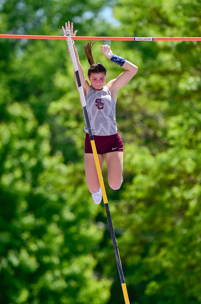 Boulder County Track Championships at Everly Montgomery Field