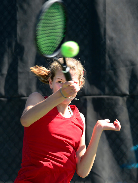5A Girls State Tennis Day 2