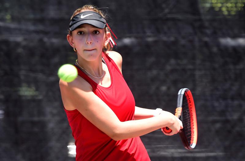 5A Girls State Tennis Finals