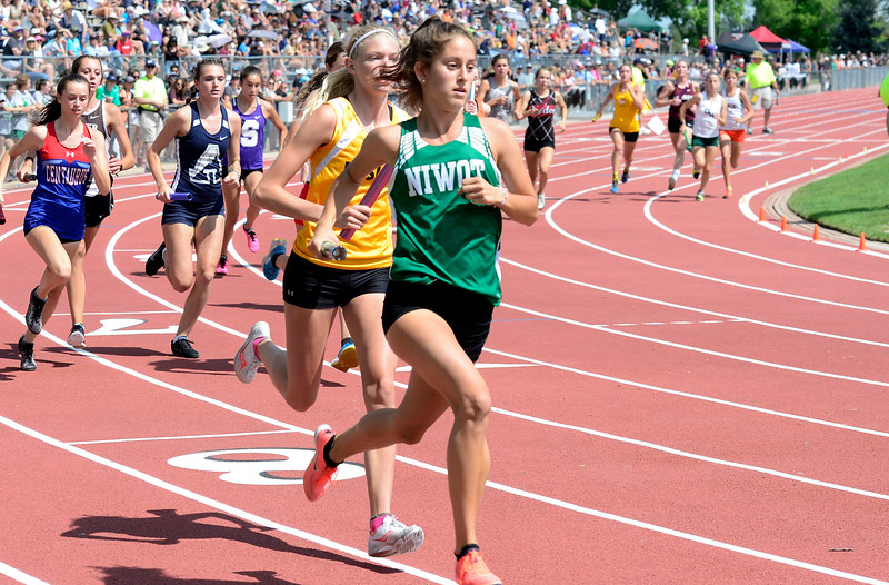 Day 1 of State Track